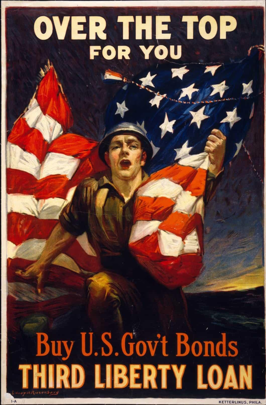 Vintage World War Propaganda Posters Vol 1