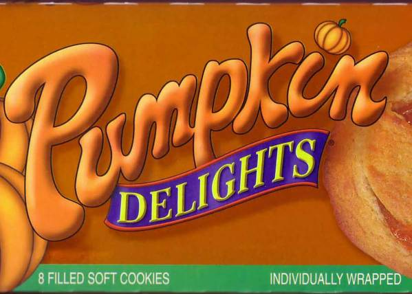 Yummy, yet sinister, Pumpkin Delights