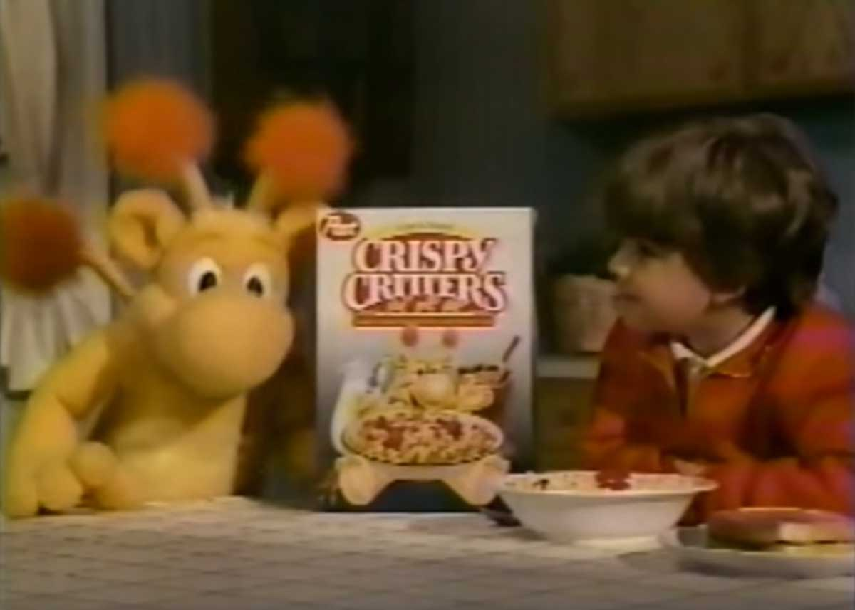 It is time to bring back Crispy Critters Cereal (again)