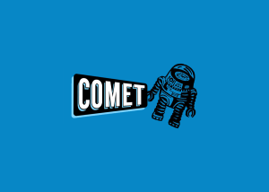 Are you watching COMET TV?