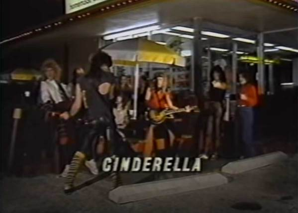They made a Cinderella Chili Dog Commercial?