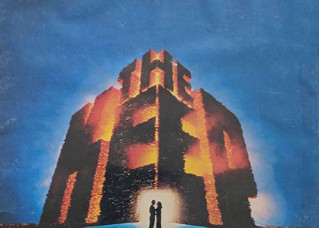 "They made a Dungeons & Dragons Module for 1983's ""The Keep"""