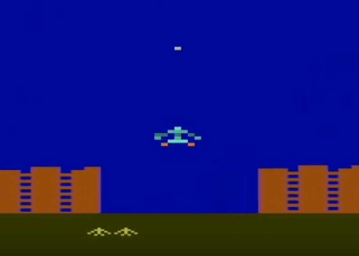 Air Raid for the Atari 2600