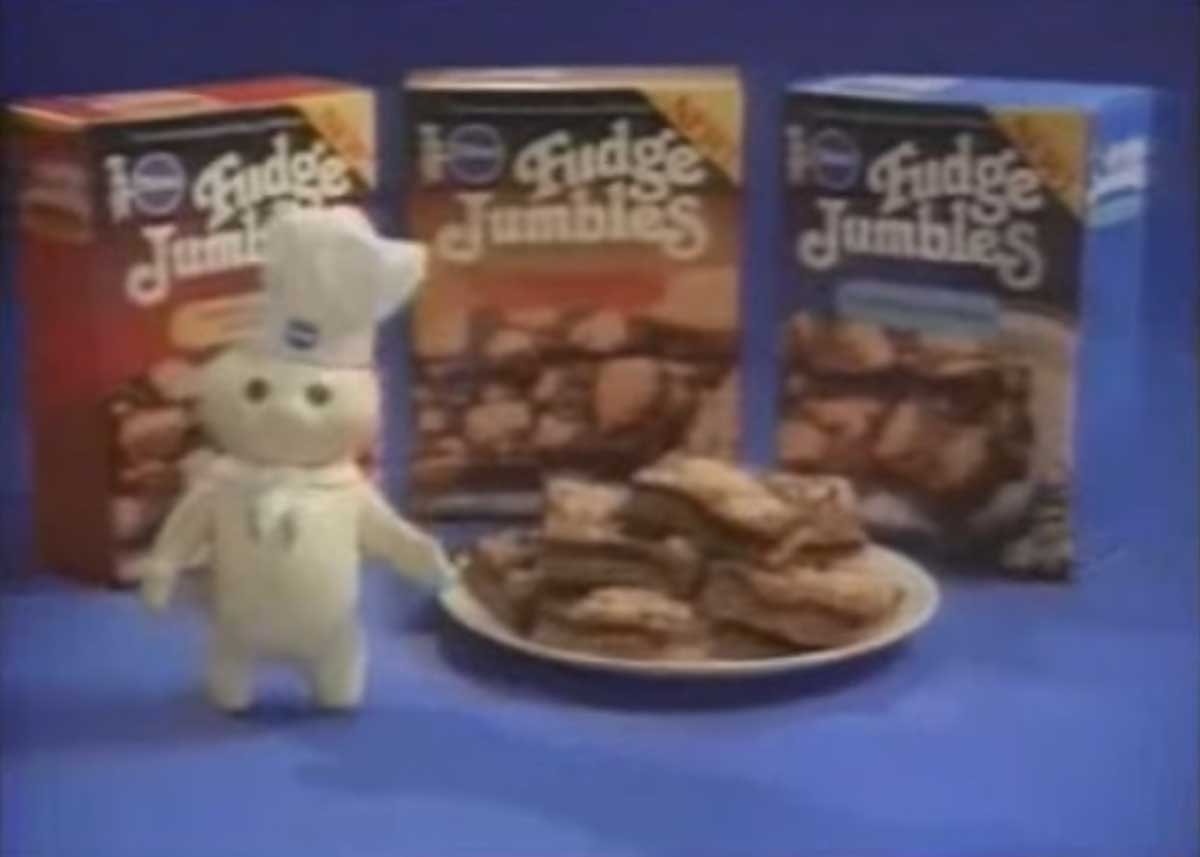 Pillsbury Fudge Jumbles