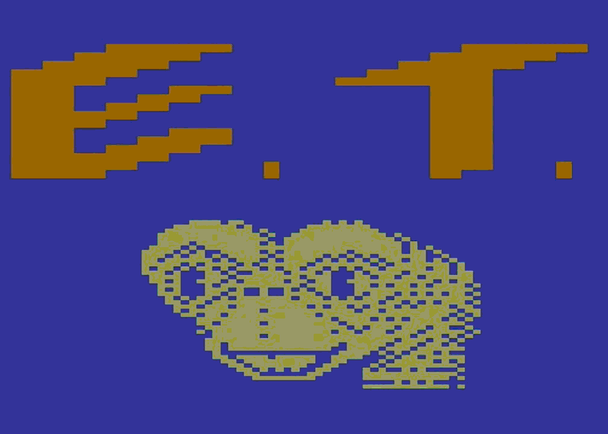E.T. Video Game Journalism in the Eighties