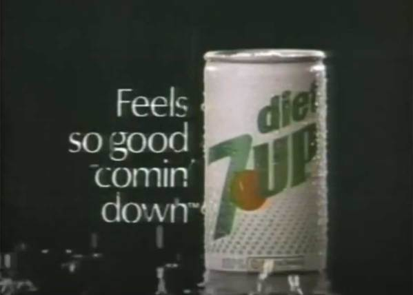7-Up Feels So Good Comin' Down
