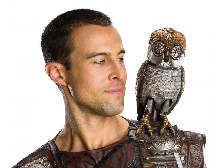 Want your very own Clash of the Titans Bubo the Owl?