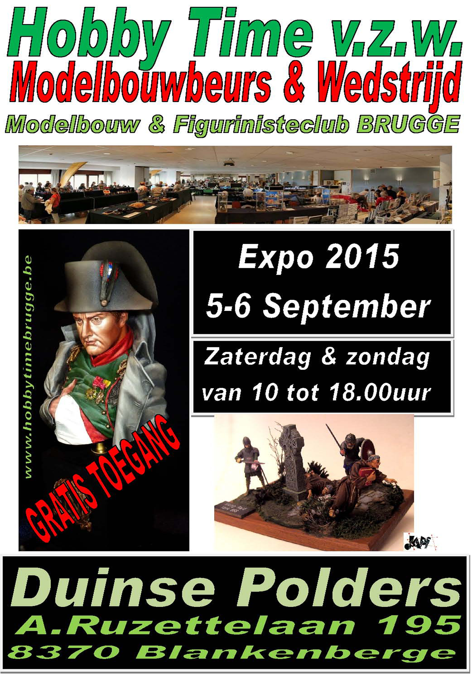 Hobby Time 2015 Poster