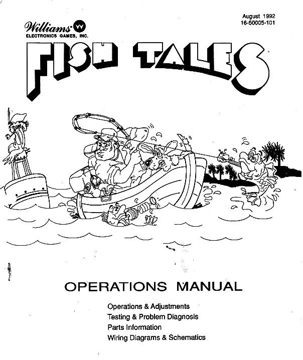 fish tales manual