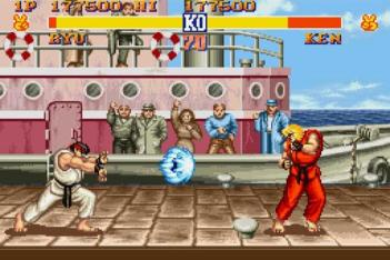 street fighter 2 arcandreu retromaniacs