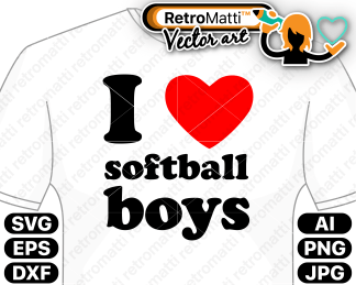 retromatti w part softball boys