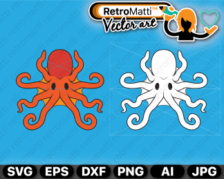 retromatti w part matti octopus
