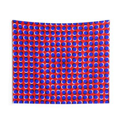 OpticalIllusion#IndoorWallTapestries