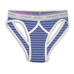 ALLTHECOLORSsport Recovered lo jock bluebrown