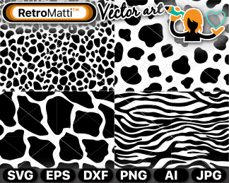 retromatti w part four animal prints