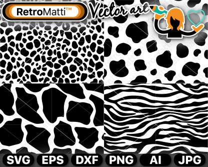 retromatti w part four animal prints