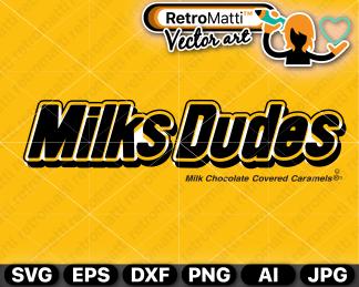 retromatti w part milks dudes