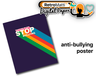 retromatti w part antibullying paper