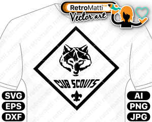 retromatti w part cub scouts