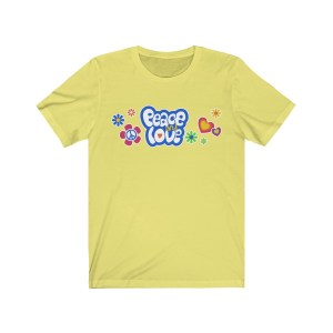 Peace and Love Shirt