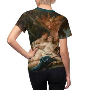 Lesbian Fine Arts Women's Shirt - François Boucher