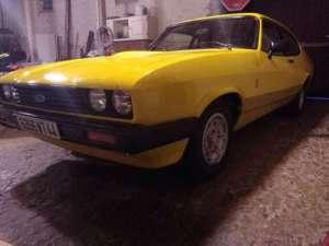 FORD CAPRI 3 V6 3 litres 1982