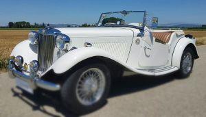 MG TD2 1250 cc 1952