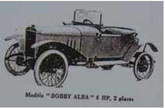 Automobiles ALBA