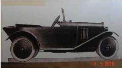 voiturette 5 PH