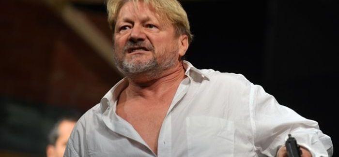 Hegedűs D. Géza 40 éve a Vígszínház tagja