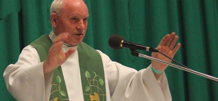 Misével köszöntik Kozma Imre atyát – nyilatkozott az ünnepelt