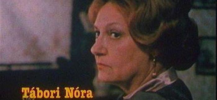 Emlékezzünk születésének napján Tábori Nóra színésznőre