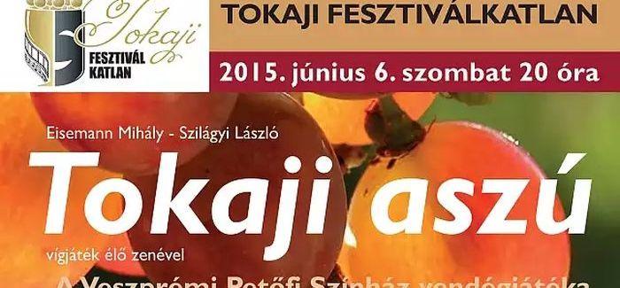 Jön a különleges Tokaji aszú