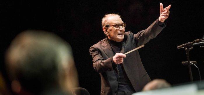 Ennio Morricone Budapesten lép fel – jegyek itt