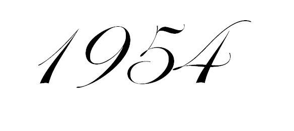 TOP 10 sláger 1954-ben
