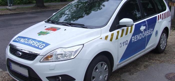 Szörnyű rendőrségi hír szombat estéről – két ember halt meg a balesetben