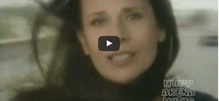 20 éves video került elő Koncz Zsuzsáról