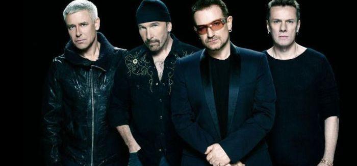 Jó hír a U2 kedvelőinek