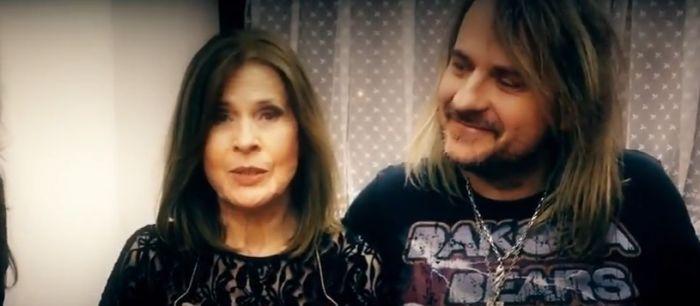 Koncz Zsuzsa újabb videóüzenetet küldött – az énekesnő nagyon vidám volt