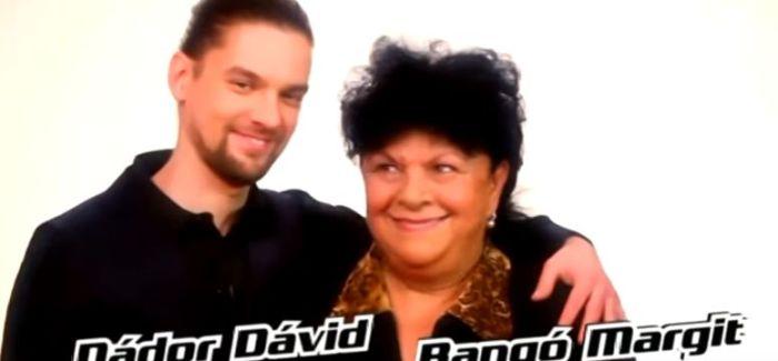 Lendületes duett Nádor Dávid – Bangó Margit: Bomba