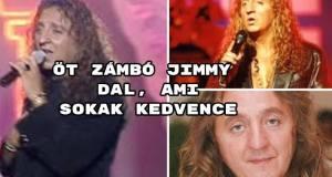 Öt Zámbó Jimmy dal, ami sokak kedvence