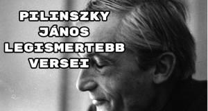 Pilinszky János legismertebb versei