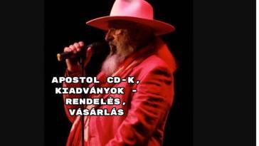 Apostol CD-k, kiadványok - rendelés, vásárlás