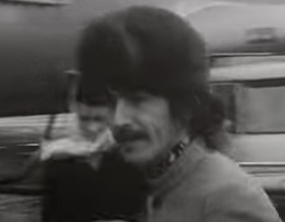 Sunday January 7 1968 George Harrison Of The Beatles Flew Today From London To India Via Paris Frankfurt And Tehran Continue Recording Sessions
