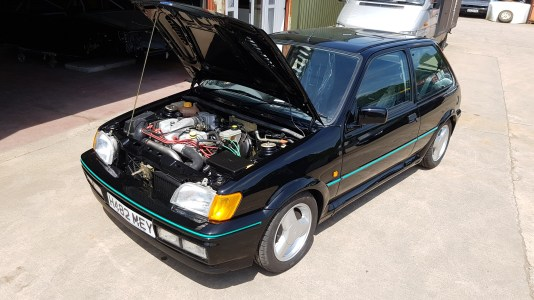 Fiesta RS Turbo
