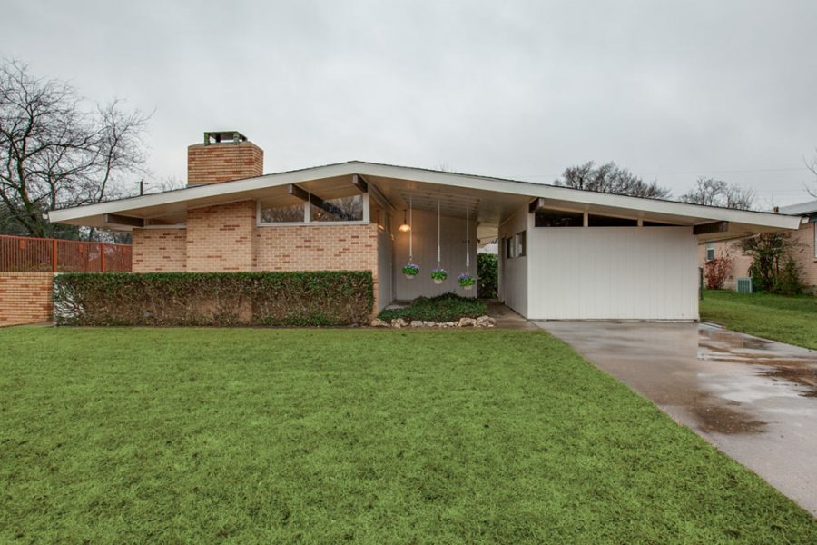 Better Homes & Gardens '1958 Idea House Of The Year' By