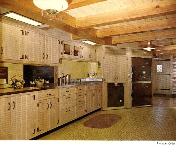Coppes napanee cabinets for Wood mode kitchen cabinets reviews