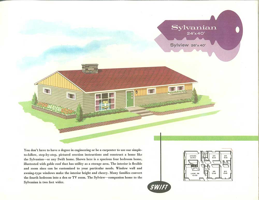 Factory Built Homes