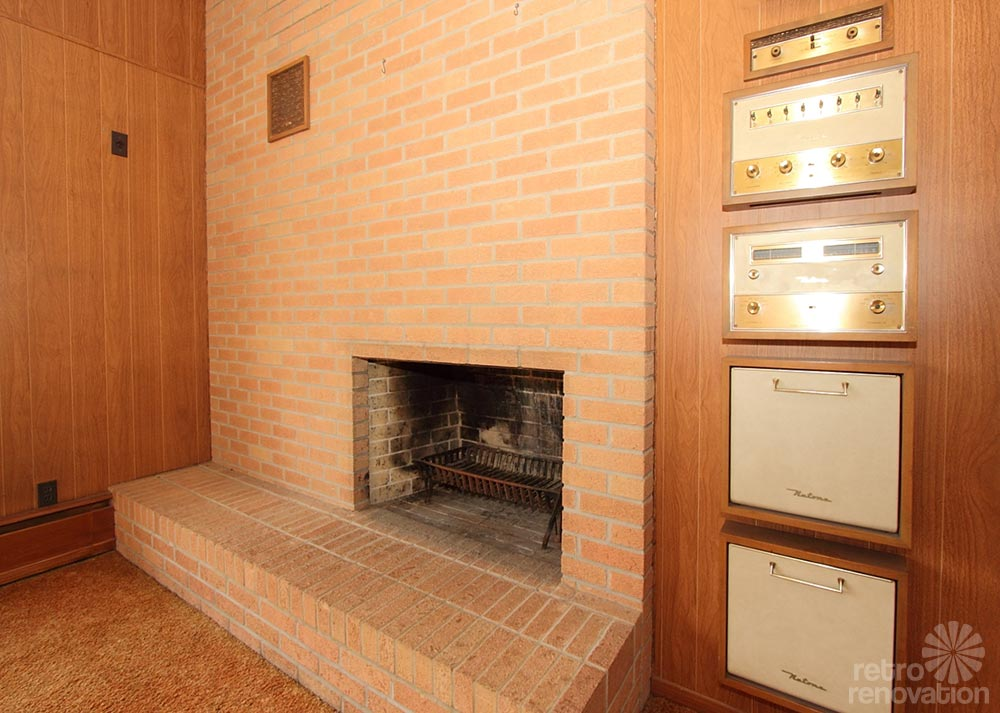 Warm And Beautiful 1962 Mid Century Modern Brick Ranch Time Capsule House Norfolk Virginia