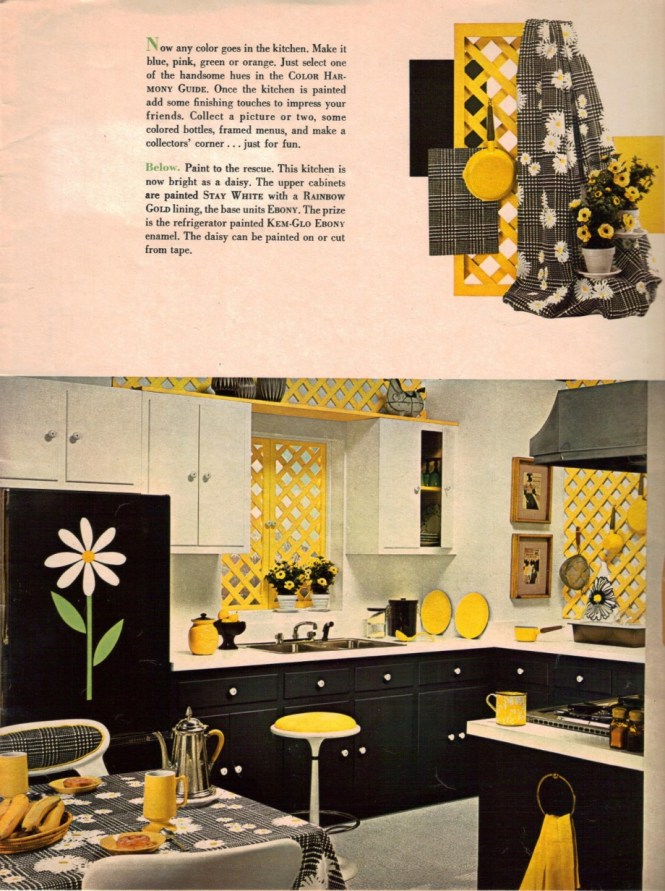 Cool Kitchen Colors For Walls With Yellow Kitchens White Cabinets